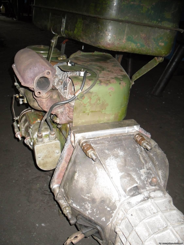 Минитрактор своими руками из двигателя уд 2